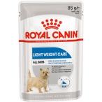 Корм Royal Canin Light Weight Care (паштет) для собак при избыточном весе, 85 г