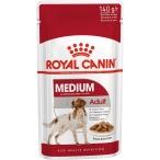 Корм Royal Canin Medium Adult (в соусе) для собак средних пород (11-25 кг), 1-10 лет, 140 г