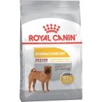 Корм Royal Canin Medium Dermacomfort для собак средних пород (11-25 кг) с раздраженной и зудящей кожей, 10 кг
