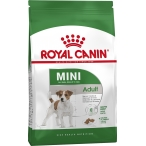 Корм Royal Canin Mini Adult для собак малых пород (до 10 кг), 10 мес. - 8 лет, 8 кг