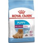 Корм Royal Canin Mini Indoor Puppy для щенков малых пород 2-10 мес., живущих в помещении, 500 г
