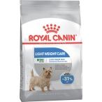 Корм Royal Canin Mini Light Weight Care для собак малых пород (до 10 кг) при избыточном весе, 3 кг