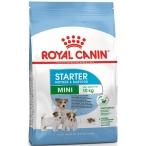 Корм Royal Canin Mini Starter для щенков малых пород до 2 мес., беременных и кормящих сук, 8.5 кг