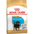 Корм Royal Canin Rottweiler Puppy для щенков ротвейлера 2-18 мес., 12 кг