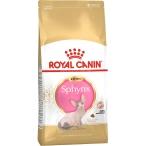 Корм Royal Canin Sphynx KITTEN для КОТЯТ породы Сфинкс 4-12 мес., 2 кг
