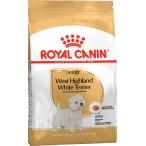 Корм Royal Canin Westie Adult для вест хайленд уайт терьера старше 10 мес., 3 кг