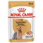 Корм Royal Canin Yorkshire Terrier Adult (паштет) для йоркширского терьера старше 10 мес., 85 г
