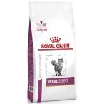 Корм Royal Canin Renal SELECT для кошек с пониженным аппетитом, для лечения почек (крокет двойной текстуры), 2 кг