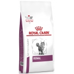 Корм Royal Canin Renal для кошек, для лечения почек, 2 кг