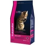 Корм Eukanuba Sterilised/Weight Control для стерилизованных кошек и кошек с избыточным весом, с домашней птицей, 1.5 кг