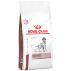 Корм Royal Canin Hepatic для собак при лечении печени, 12 кг