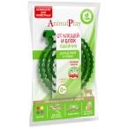 Animal Play ошейник для собак, от блох и клещей, зеленый, 75 см