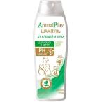 Animal Play шампунь для кошек, репеллентный, 250 мл