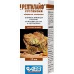 Рептилайф АВЗ (Агроветзащита) суспензия для рептилий, от гельминтов, 10 мл