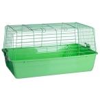 N1 клетка для кролика, с кормушкой для сена, 69х45х36 см