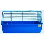 N1 клетка для кролика, с кормушкой для сена, 60х36х32 см