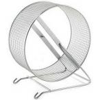 N1 колесо для грызунов, металлическая сетка, 20 см