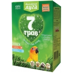 Альпийские луга (Экопром) 7 трав набор для проращивания для птиц, лоток, 50 г