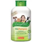 GreenFort NEO (Neoterica) БиоШампунь для кошек, кроликов и собак, от эктопаразитов, 380 мл
