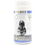 Polidex Polivit-Ca plus витамины для укрепления костей и зубов для щенков, 300 таб. (1 таб. на 10 кг массы тела), 321 г
