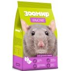"""Корм Зоомир с лакомством для крыс и мышей """"Крысуня"""", 500 г"""