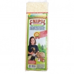 Наполнитель Chipsi Strawberry Клубника  для грызунов 1кг Древесный ароматизированный