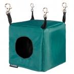 """Домик """"Куб"""" для мелких животных, 130*130*130мм"""