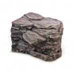 Скала 0389R с водопадом для черепах, 260*165*170мм