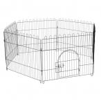 Клетка-вольер K3 для животных, 6 секций, эмаль, 840*690мм
