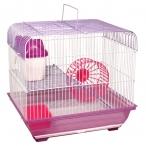 Клетка 1602 для мелких животных, эмаль, 345*260*320мм