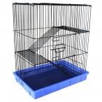 Клетка C1 для мелких животных, эмаль, 555*370*640мм