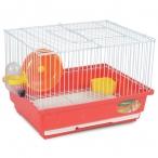 Клетка YD114 для мелких животных, эмаль, 300*230*210мм