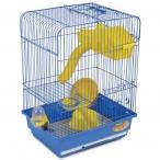 Клетка YD128 для мелких животных, эмаль, 300*230*410мм