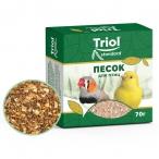 Песок-минеральная подкормка Triol Standard для птиц, 70г