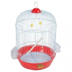 Клетка A9001-1G для птиц, золото, d335*445мм