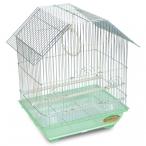 Клетка 1608 для птиц, эмаль, 345*260*440мм