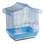 Клетка 3200A для птиц, эмаль, 345*280*500мм