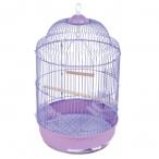 Клетка 33A для птиц круглая, эмаль, d330*565мм