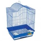 Клетка 4003 для птиц, эмаль, 350*280*460мм
