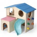 """Игровой комплекс """"Раздолье"""" для мелких животных, 170*150*160мм"""
