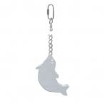 "Игрушка для птиц ""Дельфин"", 245*50мм"