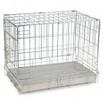 Клетка 001Z для животных, цинк, 510*330*400мм