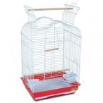Клетка 6005 для птиц, эмаль, 475*360*680мм