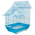Клетка 3116 для птиц, эмаль, 345*280*500мм