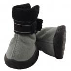 YXS144-3 Ботинки для собак серые, 40*40*55мм