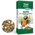 Корм Тriol Standard для крупных и средних попугаев, 500г