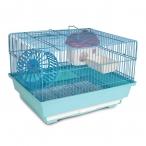 Клетка 3304 для мелких животных, эмаль, 345*280*240мм