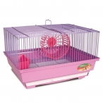 Клетка 3305 для мелких животных, эмаль, 345*280*215мм