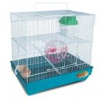 Клетка 4101 для мелких животных, эмаль, 395*295*370мм