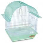 Клетка 1600Z для птиц, цинк, 345*260*440мм